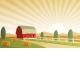 Farm Landscape - GraphicRiver Item for Sale
