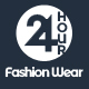 24 Hour Fashion Wear eCommerce PSD Template - ThemeForest Item for Sale