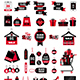 Set of Black Friday Sale Icons. - GraphicRiver Item for Sale