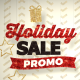 Holiday Sale Promo - VideoHive Item for Sale