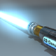 Laser-Sword - Red and Blue  - 3DOcean Item for Sale
