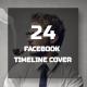 24 Facebook Timeline Cover Bundle - GraphicRiver Item for Sale