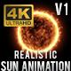 The Sun Solar V1 - VideoHive Item for Sale