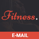 Fitness-Responsive Email Template + Stampready Builder - ThemeForest Item for Sale
