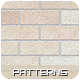 Seamless Brick Wall Patterns - GraphicRiver Item for Sale