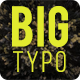 Big Typo - VideoHive Item for Sale