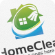Home Clean - Logo Template - GraphicRiver Item for Sale