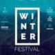 Winter Festival Flyer / Poster - GraphicRiver Item for Sale