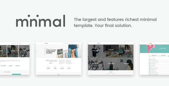 Minimal - The Final Minimal Solution
