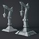 Street light - 3DOcean Item for Sale