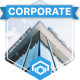 The Uplifting Upbeat Corporate