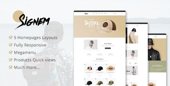 Ap Signme Shopify Theme