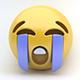 EMOJI Bawling - 3DOcean Item for Sale