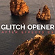 Glitch Title Opener - VideoHive Item for Sale