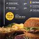 Burger / Pizza Flyer - GraphicRiver Item for Sale