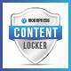 Wordpress Content Locker Plugin - CodeCanyon Item for Sale