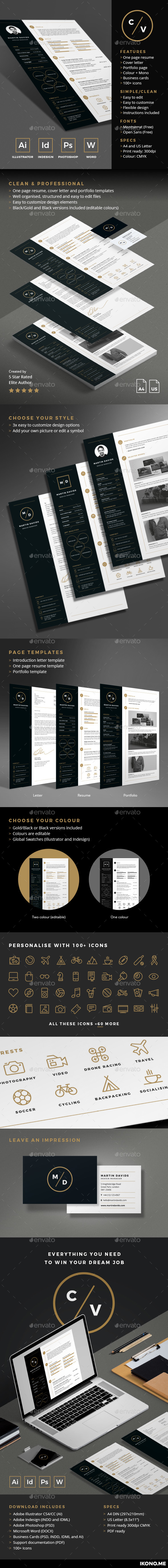 2020 S Best Selling Resume Templates