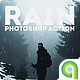 Animated Rain Photoshop Action - GraphicRiver Item for Sale