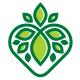 Nature Love Logo - GraphicRiver Item for Sale