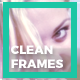Clean Frames - VideoHive Item for Sale