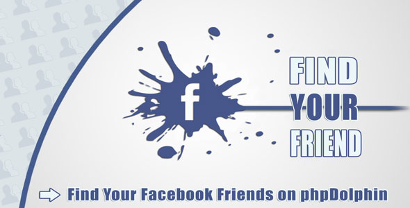 Find Your Facebook Friend - phpDolphin