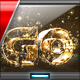 Gold Silver Particle Logo Title - VideoHive Item for Sale