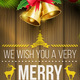 Merry Christmas Poster Design - GraphicRiver Item for Sale