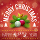 Red Christmas Card Collection - GraphicRiver Item for Sale