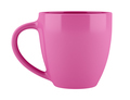 pink ceramic cup isolated on white background. 3d illustration - PhotoDune Item for Sale