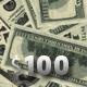 Money Transition $100 Bills - VideoHive Item for Sale