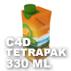 C4D 3d Pak 330 ml (with waterdrops) - 3DOcean Item for Sale