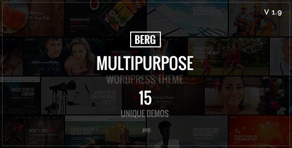 Berg Multipurpose Responsive