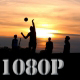 Playing Ball into Sunset 3 - VideoHive Item for Sale