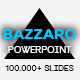 Bazzaro - Multipurpose PowerPoint Template - GraphicRiver Item for Sale