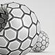 C4D V-Ray Hexagon Tile Material - 3DOcean Item for Sale