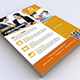 A4 corporate flyer - GraphicRiver Item for Sale
