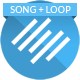 Uplifting Pop Beat with Loops