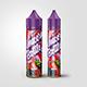 Unicorn Dropper Bottles 60ml-30ml Mock-up - GraphicRiver Item for Sale