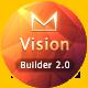 Vision - Responsive Email + MailBuild Online - ThemeForest Item for Sale