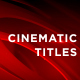 Abstract Cinematic Titles - VideoHive Item for Sale