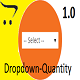 Dropdown Quantity for Opencart - CodeCanyon Item for Sale
