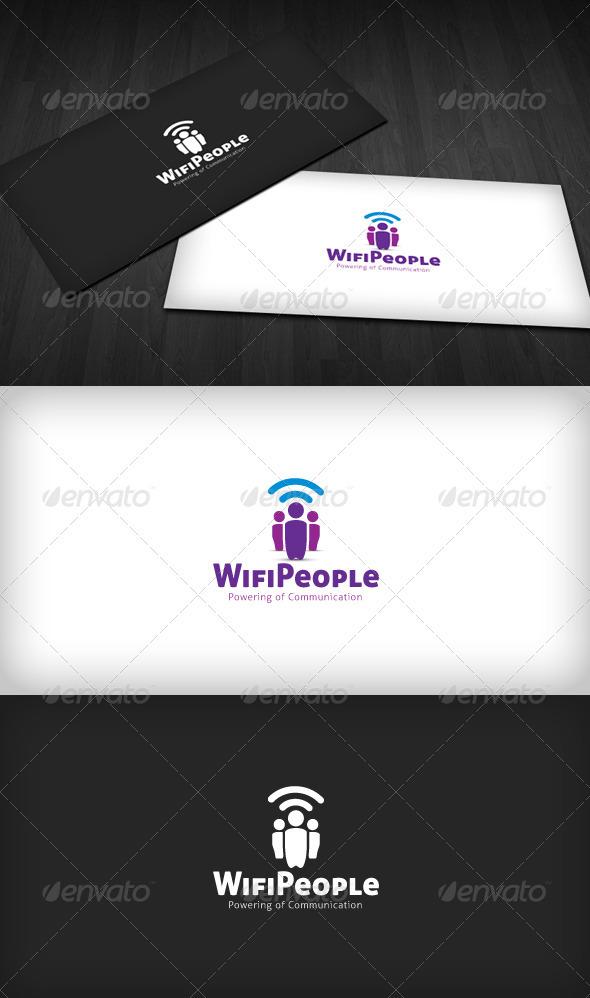 Wifi People Logo