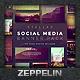 Stellar Social Media Banner Pack - GraphicRiver Item for Sale