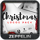 Christmas Logos Pack - GraphicRiver Item for Sale