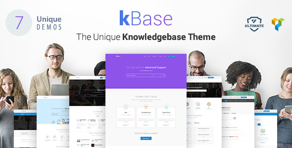 Knowledge Base, Helpdesk WordPress