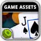 BlackJack Game Assets - GraphicRiver Item for Sale