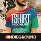 Urban T-Shirt Mockups - GraphicRiver Item for Sale