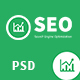 SEO PRO - Search Engine Optimization & Marketing PSD Template - ThemeForest Item for Sale