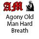 Agony Old Man Hard Breath