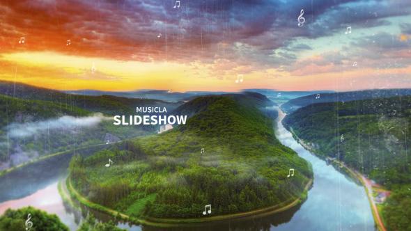 Musical Slideshow